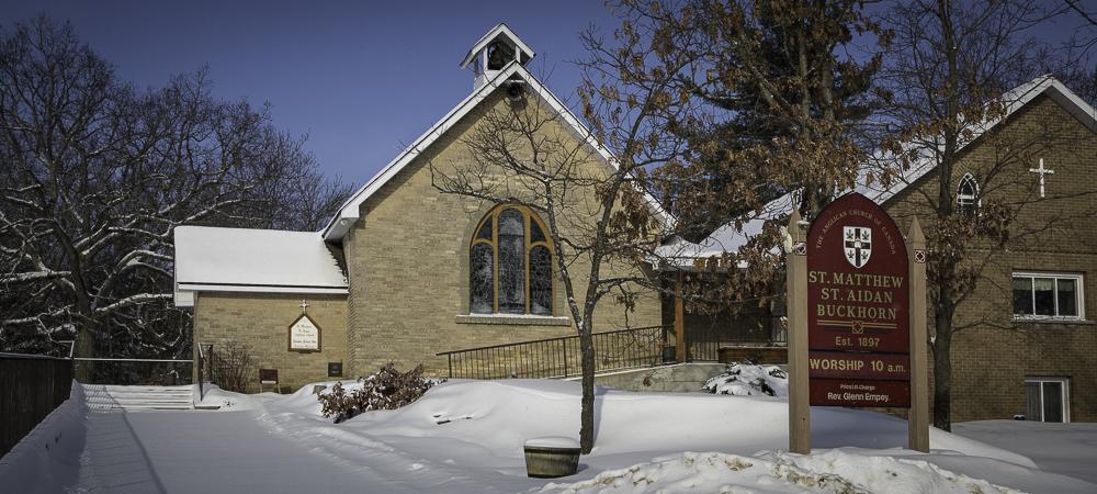 St. Matthew - St. Aidan